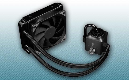 Водяное охлаждение Deepcool CAPTAIN 120 EX RGB