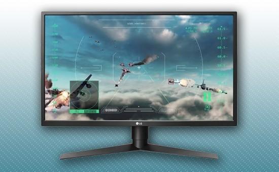 """Игровой Монитор 27"""" LG 27GK750F-B Black"""