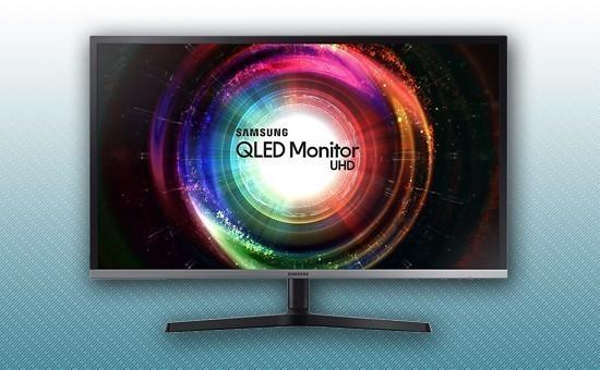 """Монитор 31.5"""" Samsung LU32H850UMIXCI Черный / серый"""