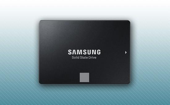 "Твердотельный накопитель SSD 1TB Samsung 860EVO 2.5"" SATA3 [MZ-76E1T0BW]"