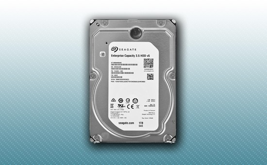 "Жесткий диск 1Tb SAS Seagate Enterprise Capacity 7200rpm 128Mb 3.5"" [ST1000NM0045]"
