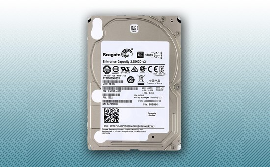 "Жесткий диск 1Tb SAS Seagate Enterprise Capacity 7200rpm 128Mb 2.5"" [ST1000NX0333]"