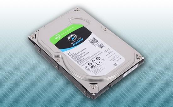 Жесткий диск 1Tb Seagate SkyHawk 5900 rpm SATA 6Gb/s 64Mb 3