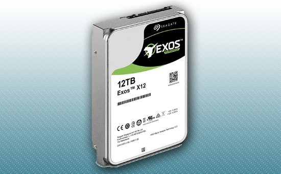Жесткий диск 12Tb Seagate Enterprise Capacity 7200 rpm SATA 6Gb/s 256Mb 3