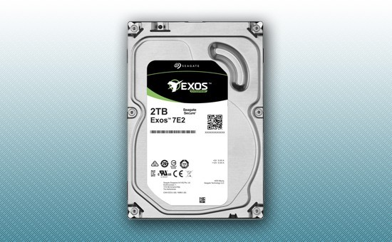 Жесткий диск 2Tb Seagate EXOS Enterprise 7200 rpm SATA 6Gb/s 128Mb 3