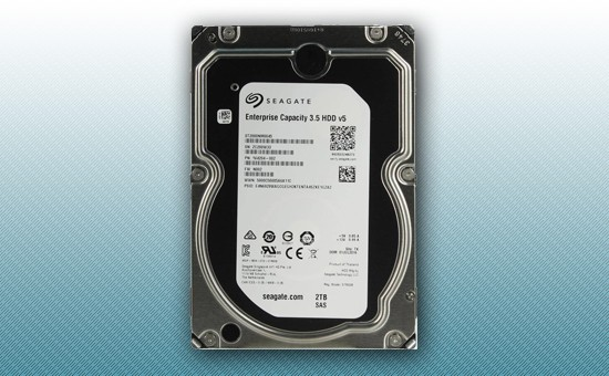 "Жесткий диск 2Tb SAS Seagate Enterprise Capacity 7200rpm 128Mb 3.5"" [ST2000NM0045]"