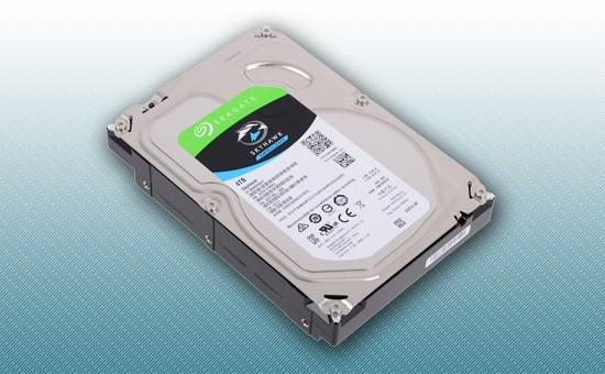 Жесткий диск 4Tb Seagate SkyHawk 5900 rpm SATA 6Gb/s 64Mb 3