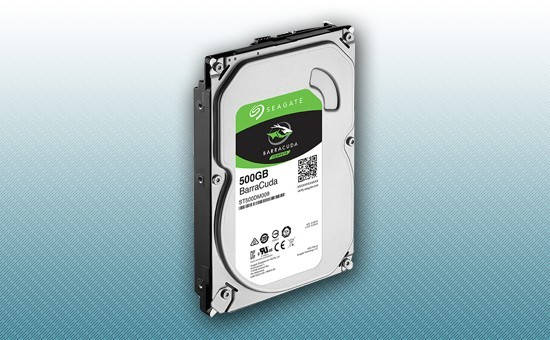Жесткий диск 500Gb Seagate BarraCuda 7200rpm 32mb 3.5 [ST500DM009]