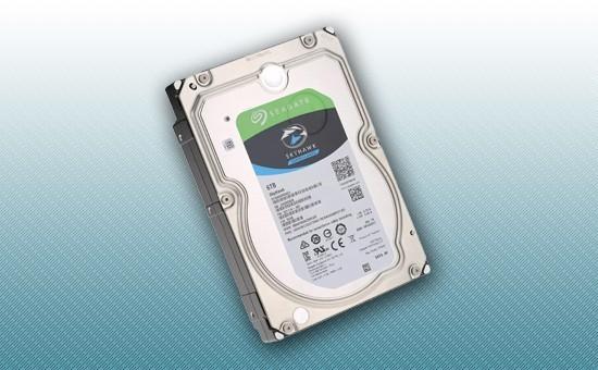 Жесткий диск 6Tb Seagate SkyHawk 7200 rpm SATA 6Gb/s 256Mb 3