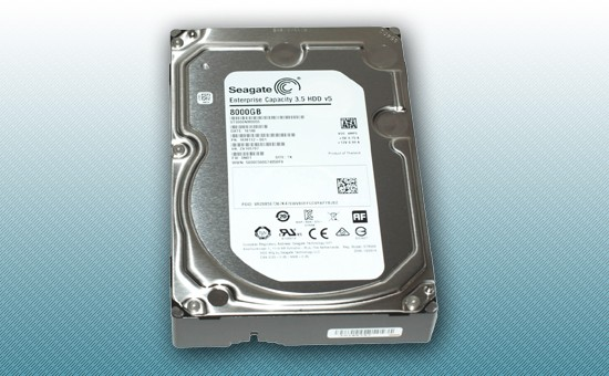 Жесткий диск 8Tb Seagate Enterprise Capacity 7200 rpm SATA 6Gb/s 256Mb 3
