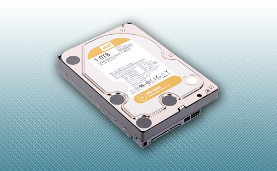 Жесткий диск 1Tb WD GOLD 7200 rpm SATA 6Gb/s 128Mb 3