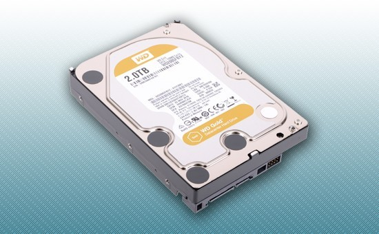 Жесткий диск 2Tb WD GOLD 7200 rpm SATA 6Gb/s 128Mb 3