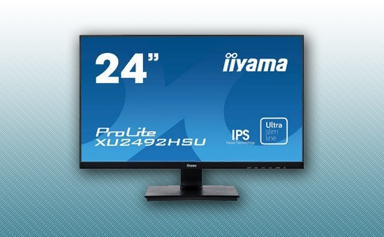"""Монитор 23.8"""" Iiyama XU2492HSU-B1 Black"""