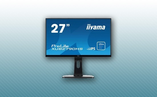 "Монитор 27"" Iiyama XUB2790HS-B1 Black"