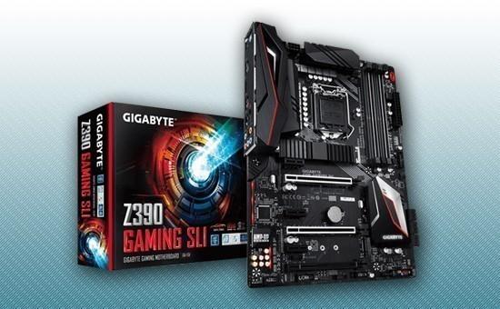 Материнская плата Gigabyte Z390 GAMING SLI