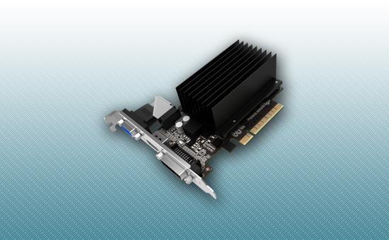 Видеокарта Palit GT710 2Gb DDR3 64bit