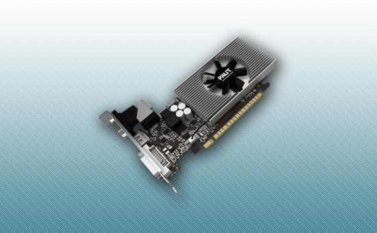 Видеокарта Palit GT730 2Gb DDR3 64bit
