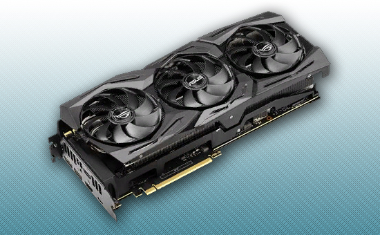 Видеокарта ASUS RTX 2080Ti ROG STRIX GAMING 11Gb GDDR6