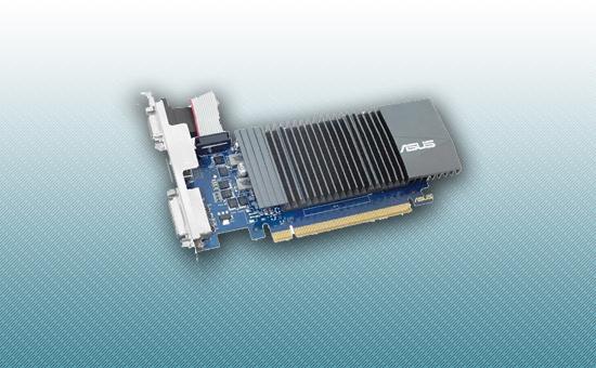 Видеокарта ASUS GT710 1Gb GDDR5