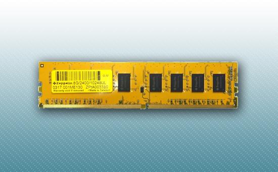 Оперативная память DDR4 8GB  Zeppelin
