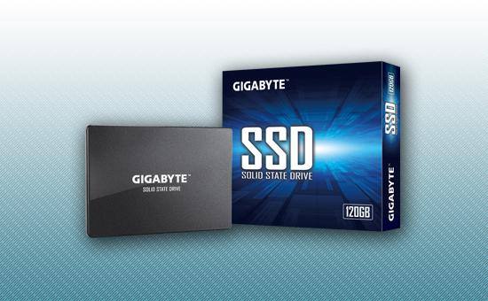 """Твердотельный накопитель SSD 120GB Gigabyte 2.5"""" SATA3 [GP-GSTFS31120GNTD]"""