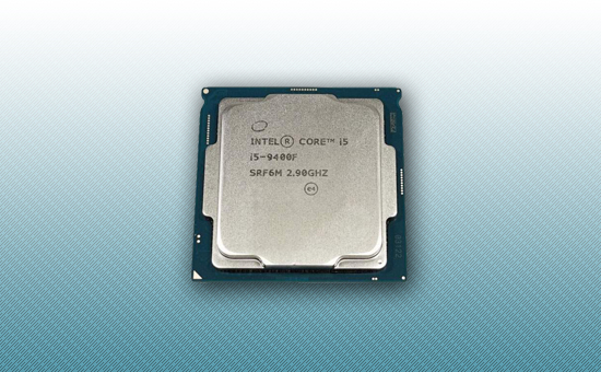 Процессор Intel Core i5-9400F [2.9 GHz