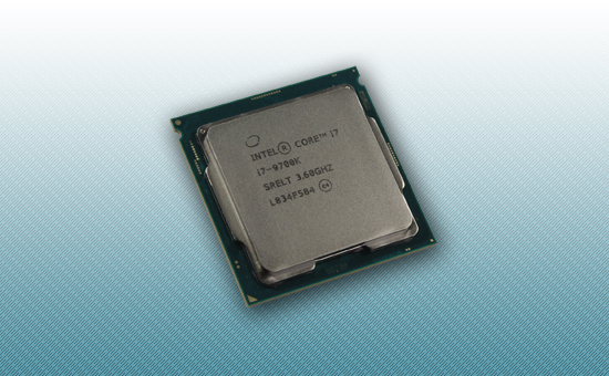 Процессор Intel Core i7-9700K [3.6 GHz