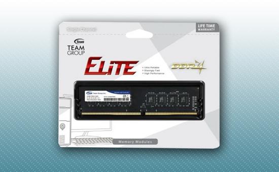Оперативная память DDR4 8GB  Team Group CL16