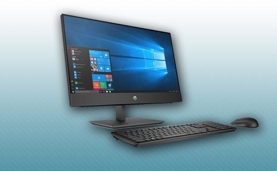 "Моноблок HP 7EM61EA ProOne 440 G5 AiO NT 23.8"" FHD/ i5-9500T  / 8GB / 256GB M.2 PCIe NVMe"