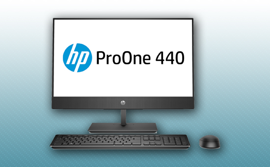 Моноблок HP 3GQ38AV+70621303 ProOne 440 G4 i5-8500T / 8GB / 128GB M.2 2280 PCIe NVMe | 1TB HDD