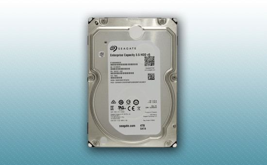 Жесткий диск 4Tb Seagate EXOS Enterprise 7200 rpm SATA 6Gb/s 128Mb 3