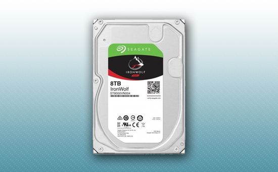 Жесткий диск 8Tb Seagate IronWolf 7200 rpm SATA 6Gb/s 256Mb 3
