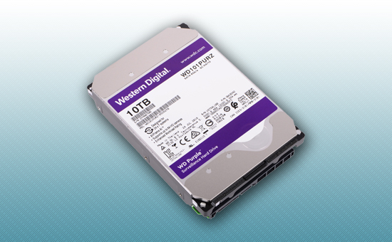 Жесткий диск 10Tb WD Purple 7200 rpm SATA 6Gb/s 256Mb 3