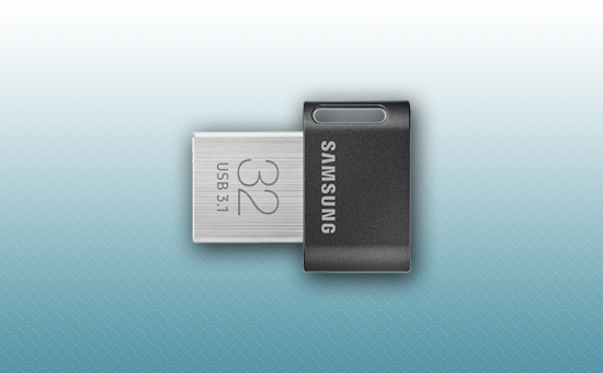 USB Flash Drive Samsung 64GB Samsung FIT Plus