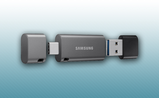 USB Flash Drive Samsung 64GB Samsung DUO Plus