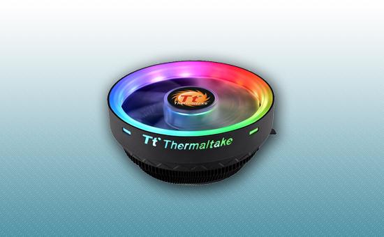 Воздушное охлаждение Thermaltake UX100 ARGB Lighting [CL-P064-AL12SW-A]