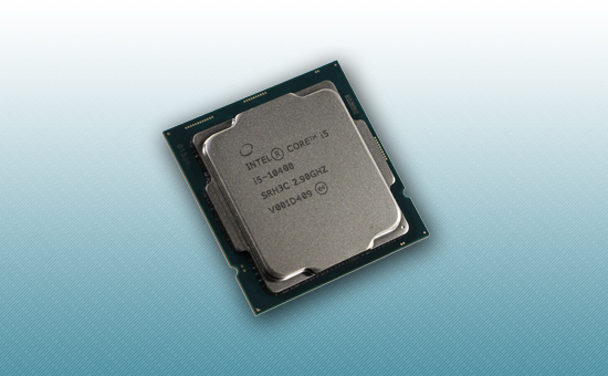 Процессор Intel Core i5-10400 [2.9 GHz