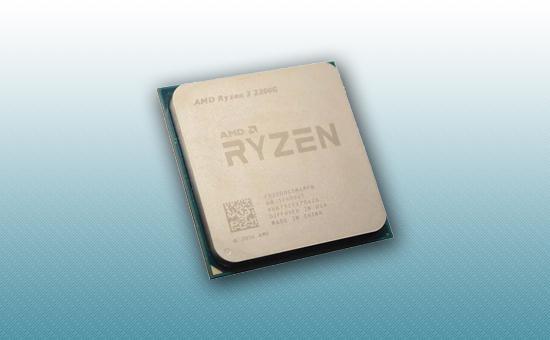 Процессор AMD Ryzen 3 2200G (3.5 GHz)