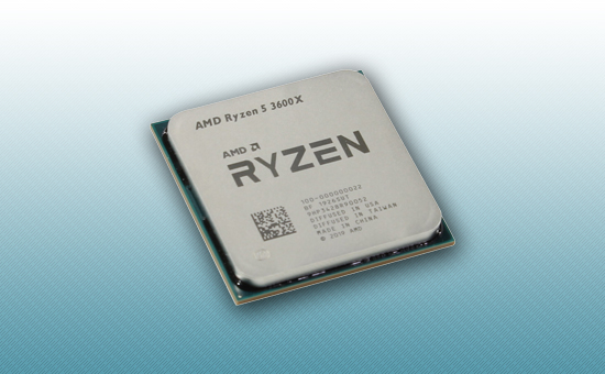 Процессор AMD Ryzen 5 3600X (3.8 GHz)