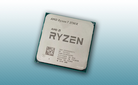 Процессор AMD Ryzen 7 3700X (3.6 GHz)