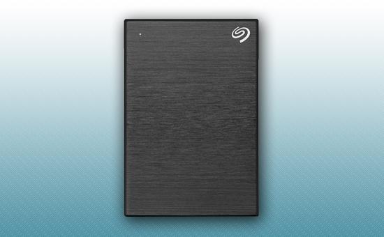 """Внешний жесткий диск 1Tb Seagate Backup Plus Slim 2.5"""" USB 3.0 Черный"""