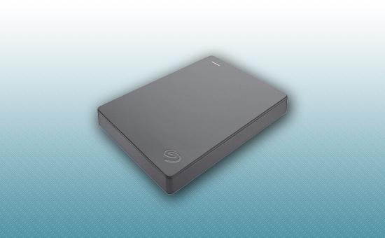 """Внешний жесткий диск 4Tb Seagate Basic 2.5"""" USB 3.0 Серый  [STJL4000400]"""