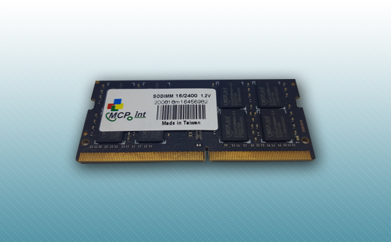 Оперативная память SO-DIMM DDR4 16GB 2400MHz
