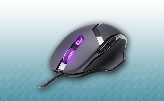 Игровая Мышь Delux