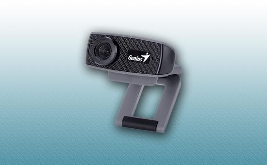 Веб-камера Genius FACECAM 1000X V2