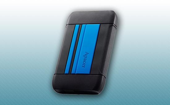 """Внешний жесткий диск 2Tb Apacer AC633 2.5"""" USB 3.1 Gen 1"""