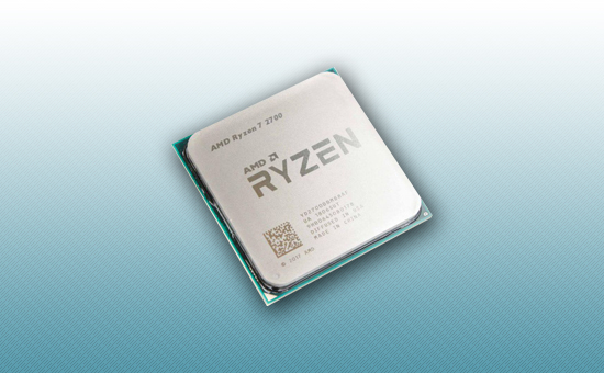 Процессор AMD Ryzen 7 2700 (3.2 GHz)