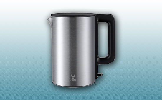 Чайник Xiaomi Viomi Mechanical Kettle silver (V-MK151B)