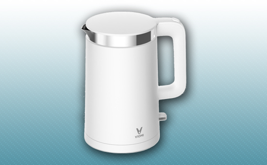 Чайник Xiaomi Viomi Mechanical Kettle white (V-MK152A)