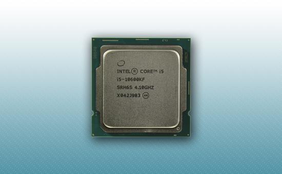 Процессор Intel Core i5-10600КF